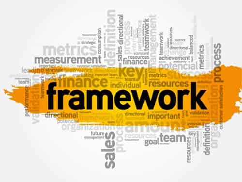 فریم ورک - framework
