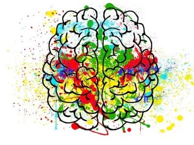 تاثیر رنگ ها بر روی کابران و افکار انان